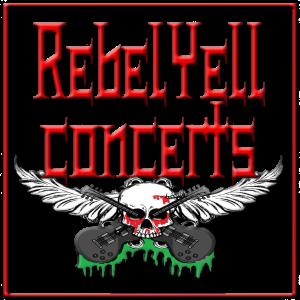 Rebel Yell concerts logo PNG - FRAME
