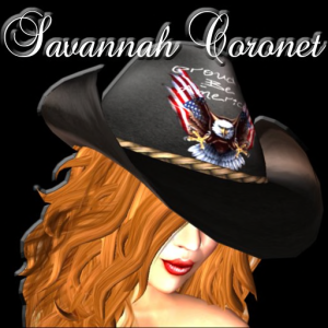 Savannah Promo - Black Hat