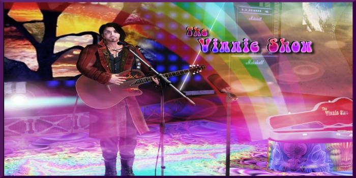 the Vinnie Show Avi Choice Promo 1